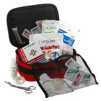 Lifeline Base Camp 171-Piece First Aid Kit