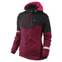 The Nike Element Shield Full-Zip Women's Running Jacket.