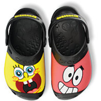 Crocs™ SpongeBob & Patrick Star Custom Clog | Kids Shoes | Crocs, Inc.