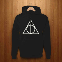 Sale Deathly Hallows Harry Potter hoodie pickcustom