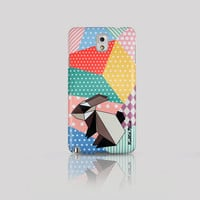 Samsung Galaxy Note 3 Case - Origami Rabbit (00057-N3)