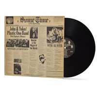 "JOHN LENNON & Yoko Ono - ""Some Time In New York City"" vinyl record"