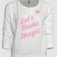 Let's Make Magic Malibu Jumper