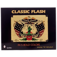 CLASSIC FLASH IN 5 BOLD COLORS #1 BOOK