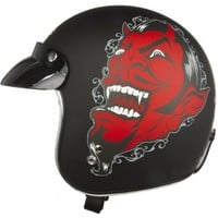 LUCKY 13 GREASE GAS GLORY HELMET