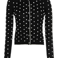 REDValentino - Cardigan Women - Knitwear Women on Valentino Online Boutique