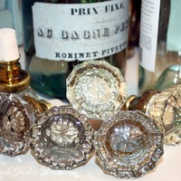 One of a Kind Vintage Doorknob Wine Bottle Stopper