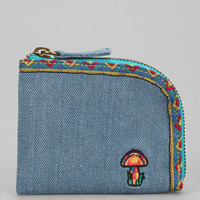 Spurling Lakes Mushroom Side Zip Wallet - Urban Outfitters
