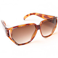 Melrose Sunglasses (Brown)
