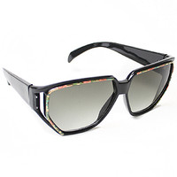Melrose Sunglasses (Black)