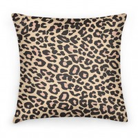 Leopard Pattern Pillow
