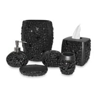 Black Magic Bathroom Accessories