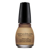 Walmart: Sinful Colors Nail Polish, Gold Dust, 0.5 fl oz