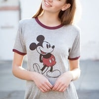 JESSICA MICKEY MOUSE TOP