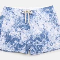 Mineral Print Trunk | Saturdays