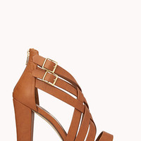 Posh Play Strappy Sandals