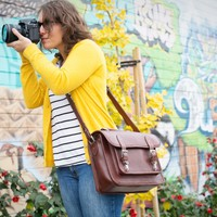 The Brooklyn ONA Camera Bag - The Photojojo Store!