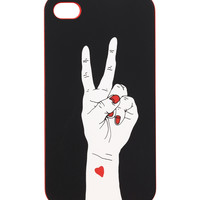 Monki iPhone 5 case monki loves | New Arrivals | Monki.com