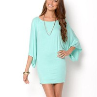 Hayden Kennedy Wide Sleeve Dress- Made in USA