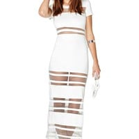 Nasty Gal See The Light Maxi Dress