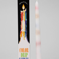 Colour Dripping Candles - Urban Outfitters