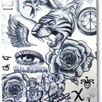 Fan girl tattoo iphone case