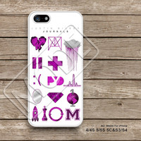 Justin Bieber Journals iPhone5s Case iPhone 4 case iPhone 5C Case iPhone5 Case iPhone Case Samsung Galaxy s3 Galaxy s4 - M6000