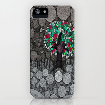:: Tree of Hearts :: iPhone & iPod Case by GaleStorm Artworks