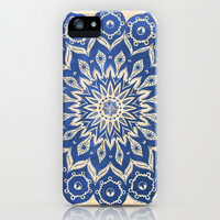 ókshirahm sky mandala iPhone & iPod Case by Peter Patrick Barreda