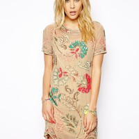 Needle & Thread Paradise Flower Dress