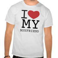 I HEART MY BOYFRIEND customizable