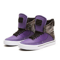 KONDOR PURPLE/BLACK - WHITE