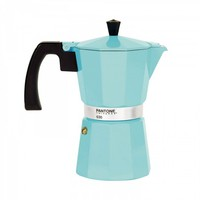 Coffee Maker 6 Cup - Vintage Blue