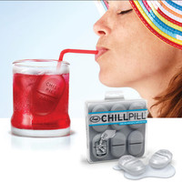 Chill Pill Ice Tray