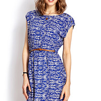 Globetrotter Belted Dress