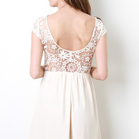 Distant Bloom Dress