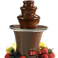 ideeli | THINK KITCHEN Mini Chocolate Fountain