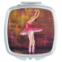 Customize it with your Photo Compact Mirror