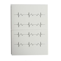 heartbeat note cards