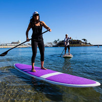 SUP USA Women's Stand Up Paddle Board Bundle