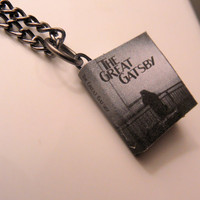 The Great Gatsby by F Scott Fitzgerald Miniature by myevilfriend