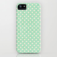 Malibu Dots iPhone & iPod Case by alterEGO