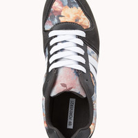 Floral Frenzy Trainers