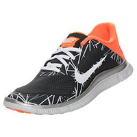 Men's Nike Free 4.0 Print Running Shoes