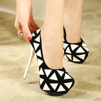 heeled shoes/A368