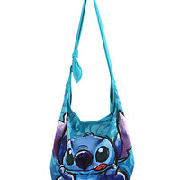 Disney Lilo & Stitch Sketch Hawaiian Hobo Bag