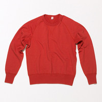 Best Made Company — The Famous Faded Red Sweatshirt