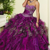 Mori Lee 88024 Dress - MissesDressy.com