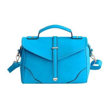 Stitch Envelope Messenger Single Strap Shoulder Hand Bag