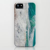 WAVE BEAUTY iPhone & iPod Case by Catspaws